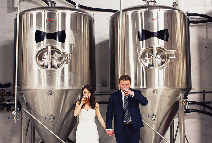 How to Plan the Perfect Brewery Wedding